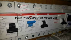 автоматы зашиты тока