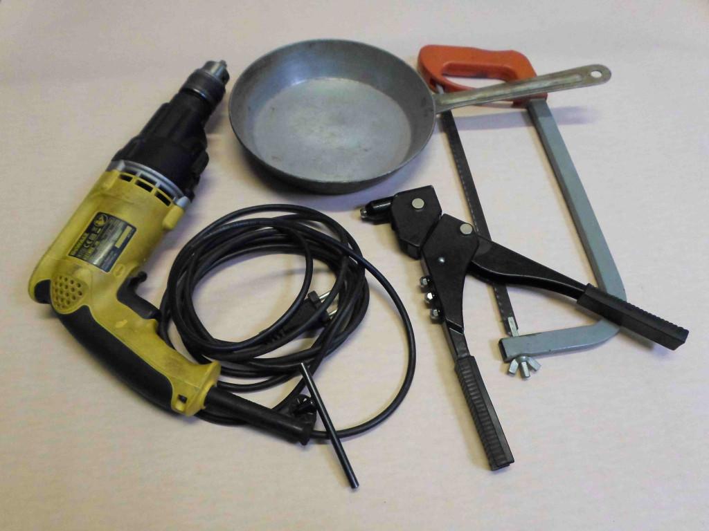 инструмент для ремонта москитной сетки