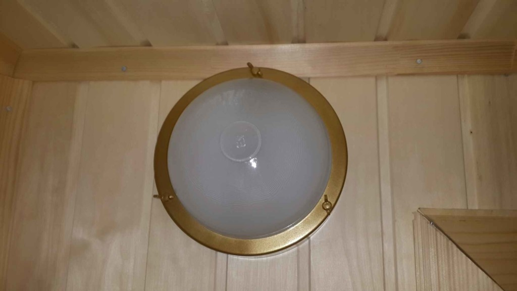 Герметичный банный светильник