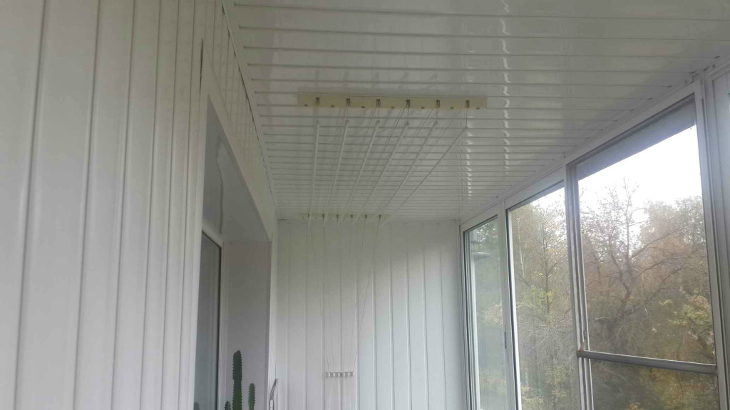 Остекление балконов и лоджий ремонт под ключ.