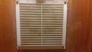вентиляционная решетка