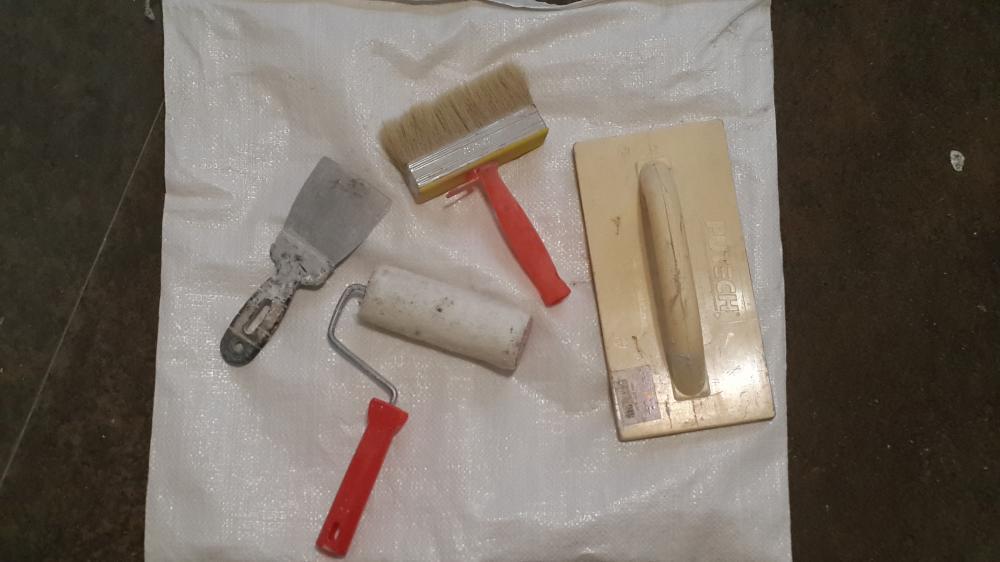 инструмент маляра