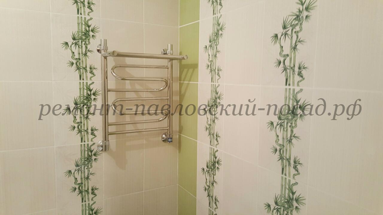 ремонт ванной комнате