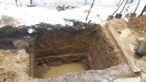 яма под септик