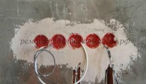 электрические подрозетники в стене