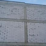 Здание из пеноблока