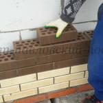 кирпичная кладка стен