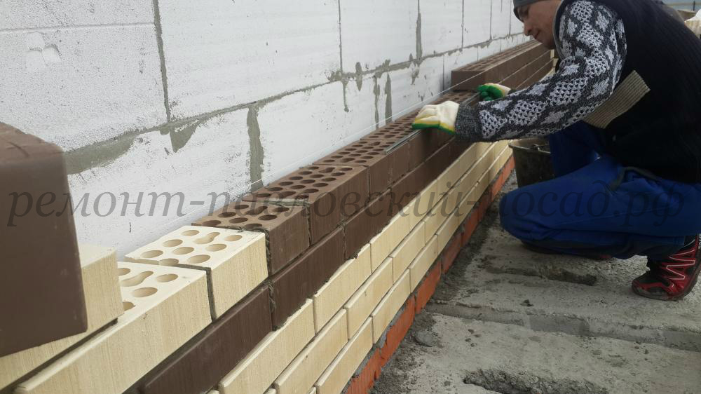 бригада каменщиков