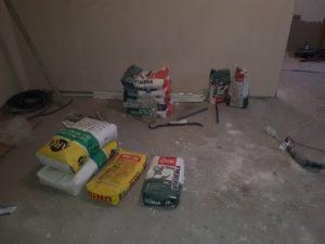 черновой ремонт в квартире