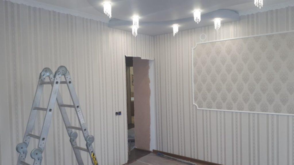 чистовой ремонт в помещении