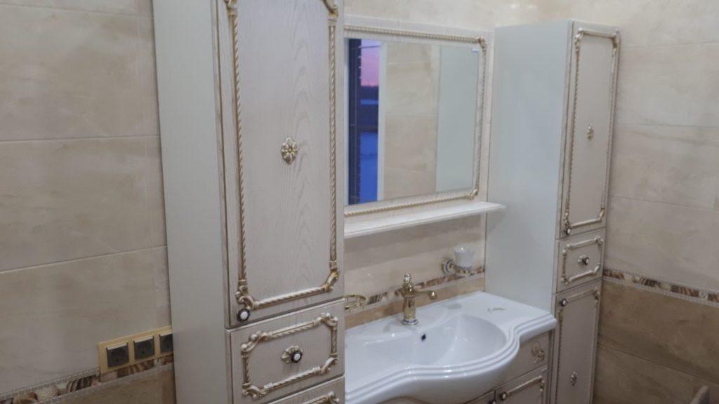 ремонт в ваной комнате
