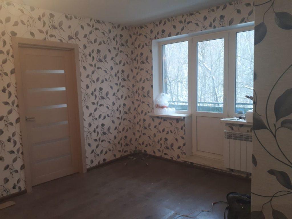 частичный ремонт в квартире