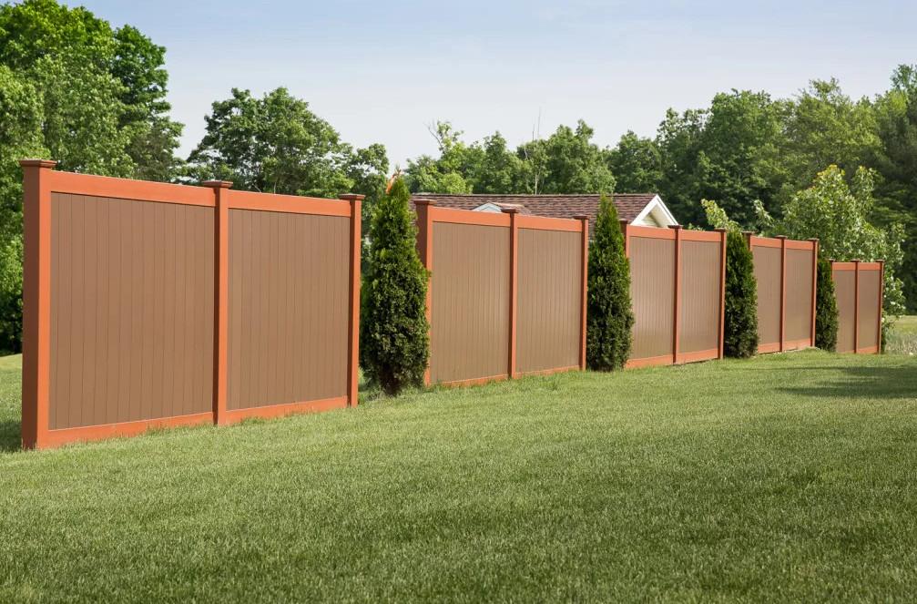 виниловый забор