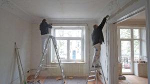 реконструкция и ремонт в квартире