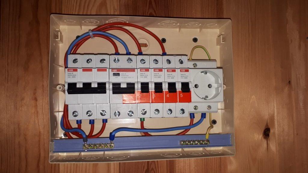 электромонтажные работы в балашихе