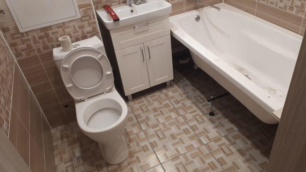 ремонт ванной в ногинмке