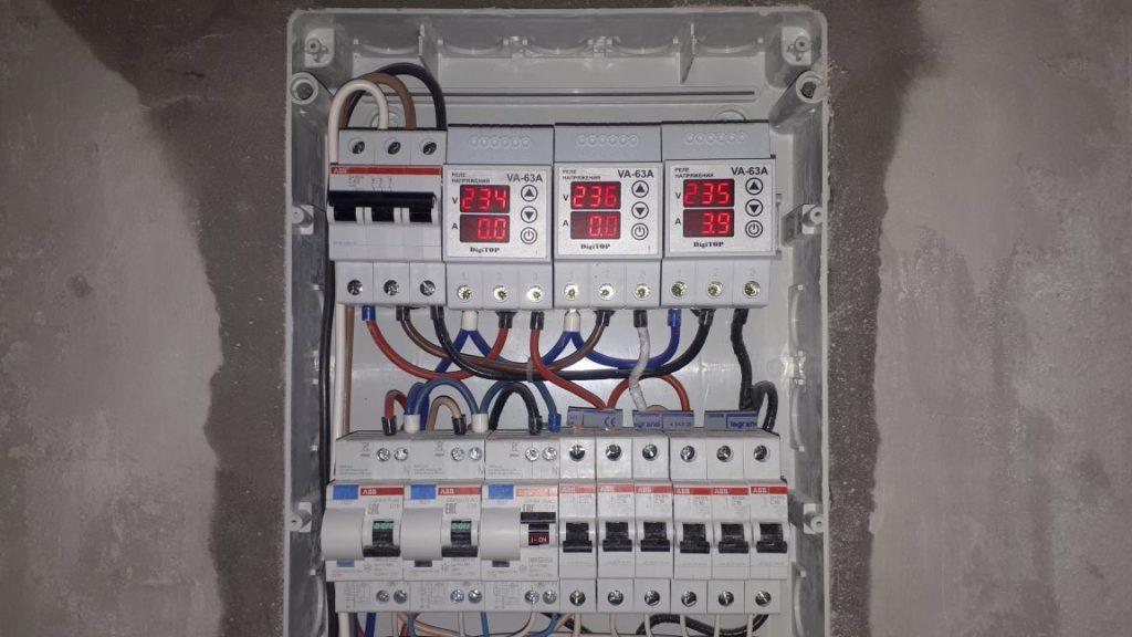 электромонтажные работы в электростали