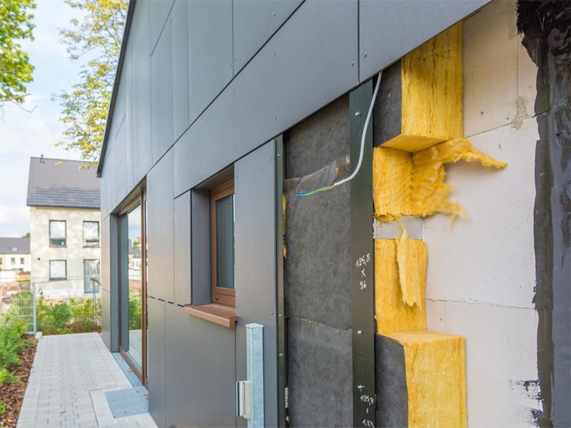 отделка плиткой фасад дома
