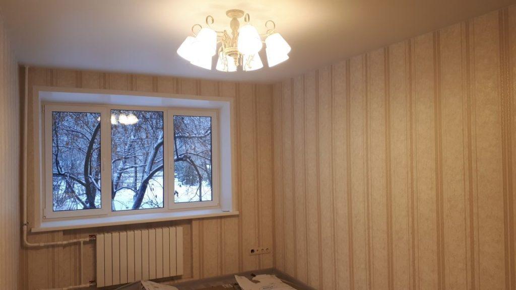ремонт комнаты в павловском посаде