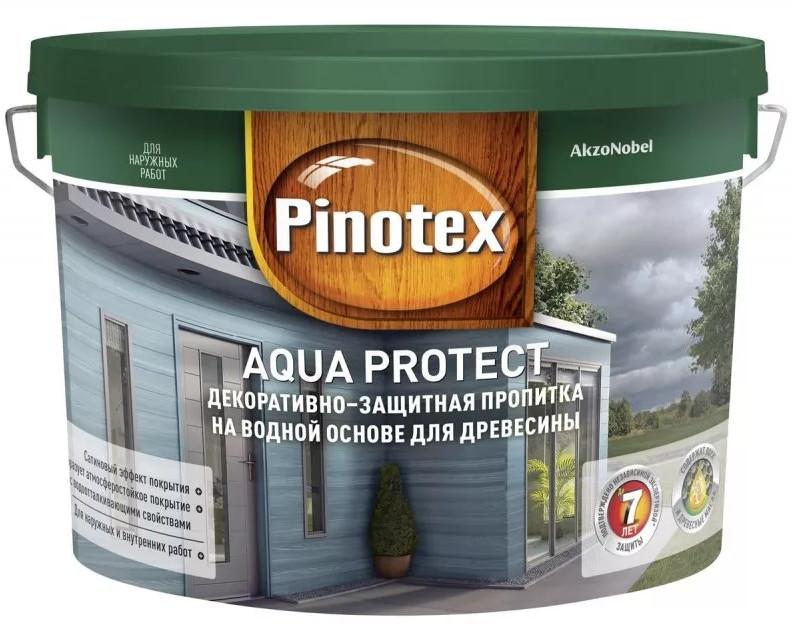 пинотекс защита древесины