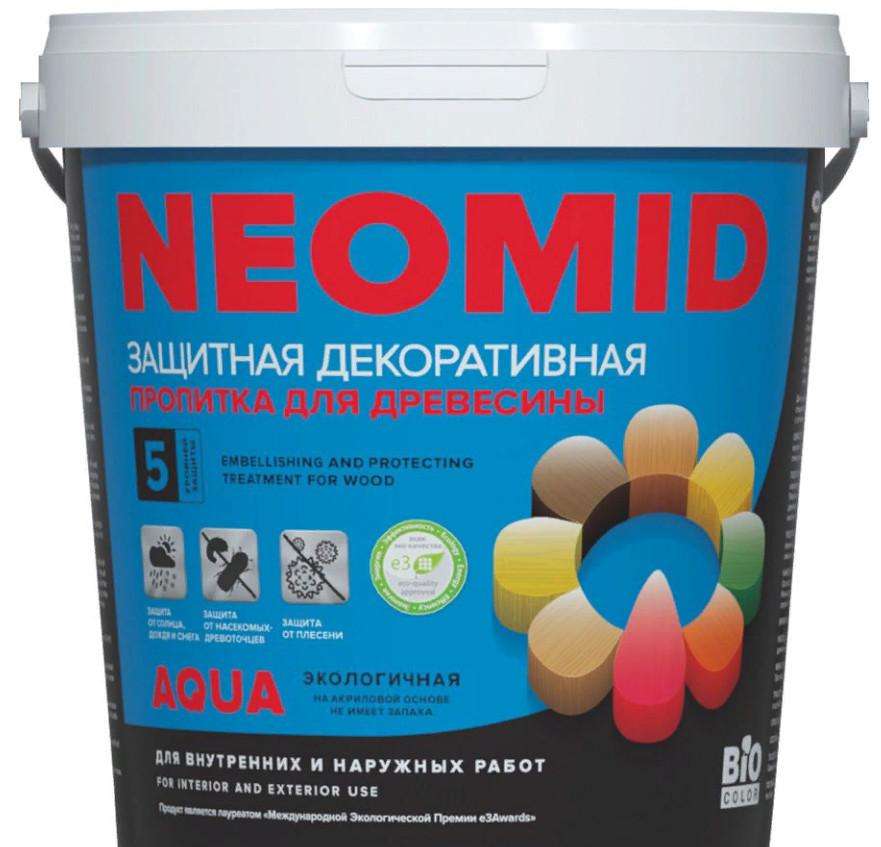 Краска «Неомид-001 Супер-Проф