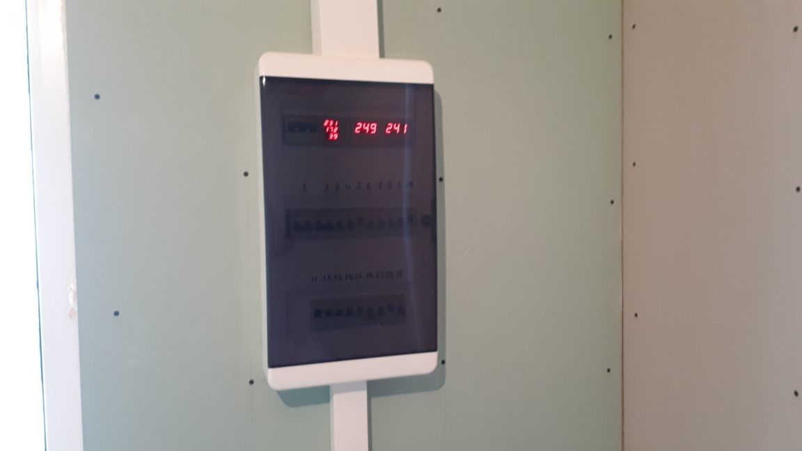 электрический щит в доме