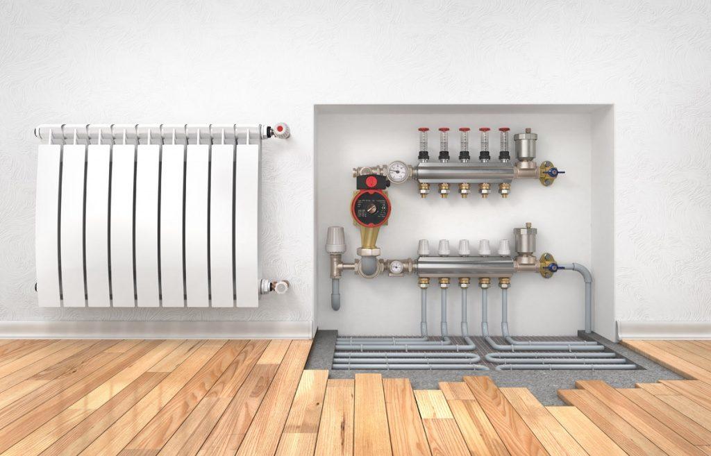 отопление квартиры