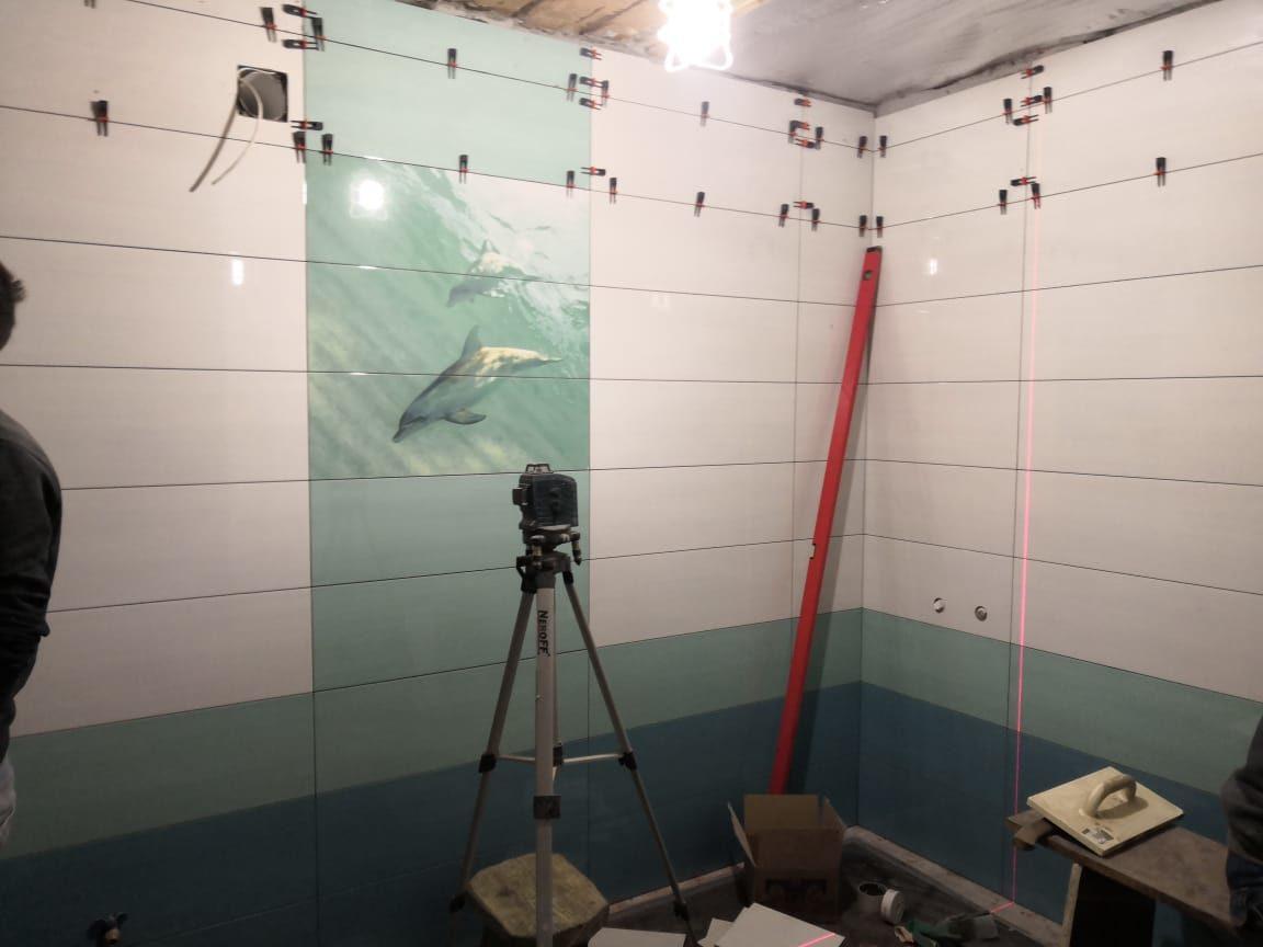 ремонт ванной в электростали