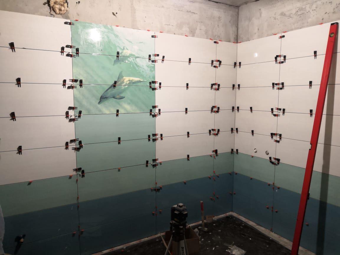 ремонт санузла под ключ в электростали