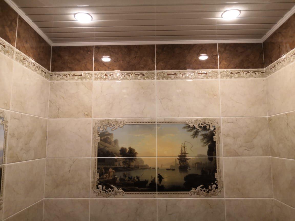 ремонт ванной в орехово зуево