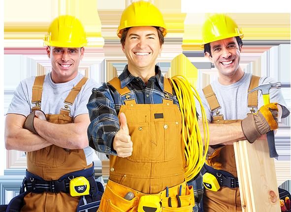 строители специалисты