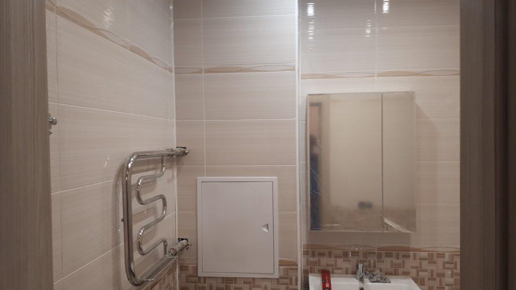 ремонт ванной комнаты в ногинске