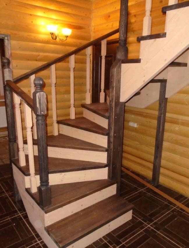 г образная лестница