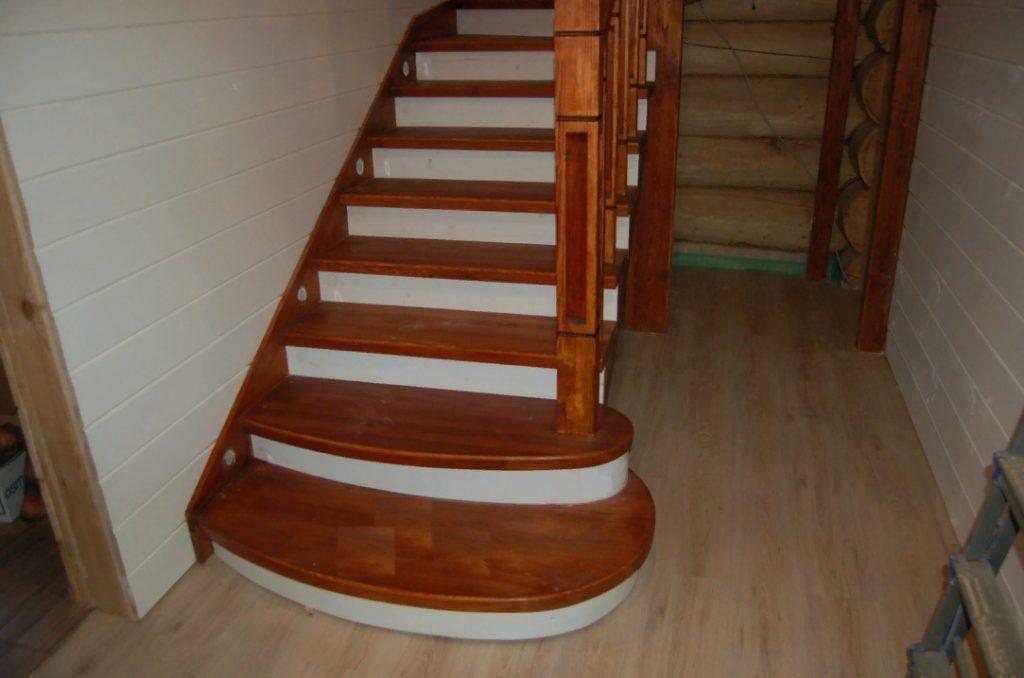 прямоходная лестница