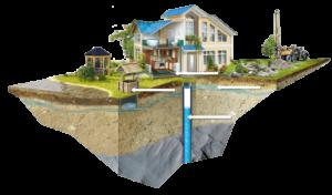 монтаж водоснабжения дома