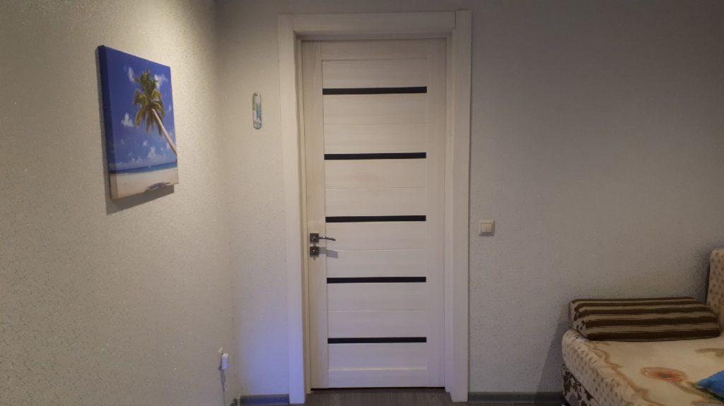 установка двери в павловском посаде